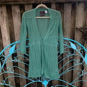Anthropologie Guinevere Cardigan Sweater